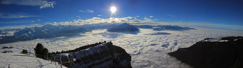 Bilder Beatenberg (Berner Oberland) Bildergrüsse von Fritz Bieri ... Winter