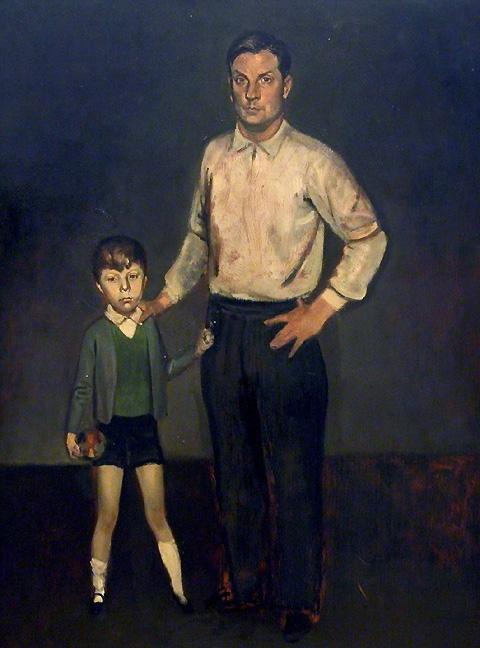 Roger et son fils