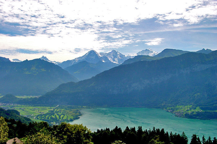 Lake Thun / Photo: Heinz Rieder