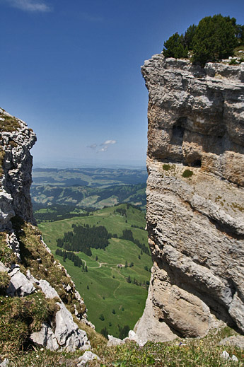 View on the north (Emmental) / Foto: Fritz Bieri